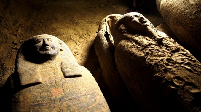 Drevni Egipat: Sarkofag star 2.500 godina otkriven drevnom groblju 3