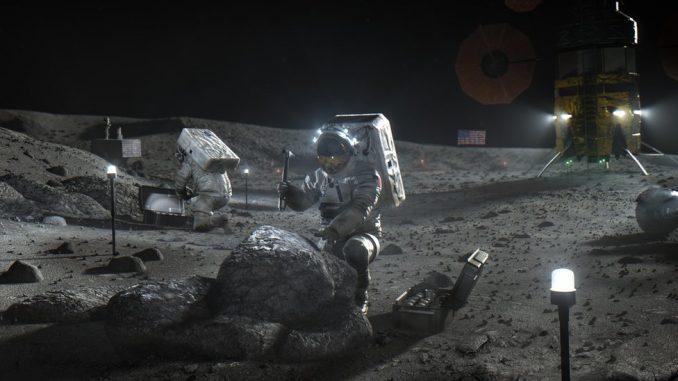 Nasa i svemir: Amerikanci do 2024. šalju prvu ženu na Mesec 3