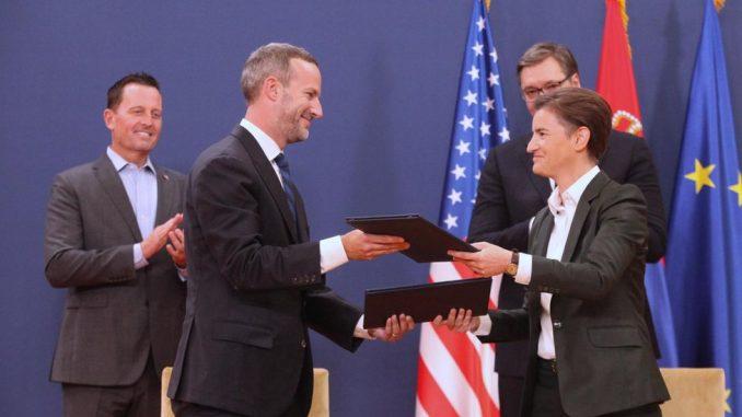 Srbija, Kosovo i Grenel: Šta su dobili Beograd i Priština, a šta američki diplomata 1