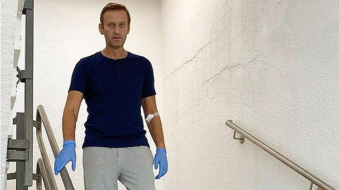 """Aleksej Navaljni: Kako je njegov tim pronašao dokaz sa """"novičokom"""" na flašici 2"""