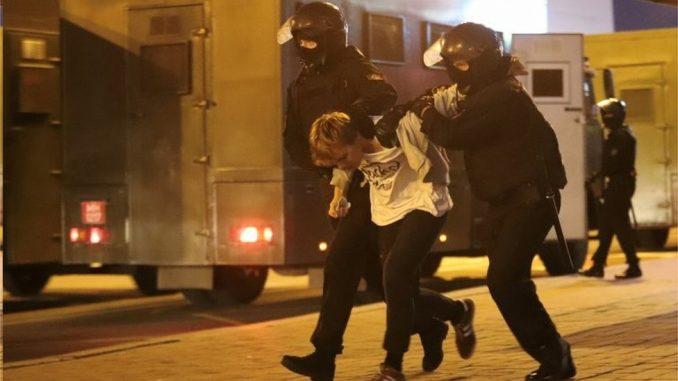 Belorusija: EU ne priznaje Lukašenka za predsednika, nastavljeni protesti opozicije 2