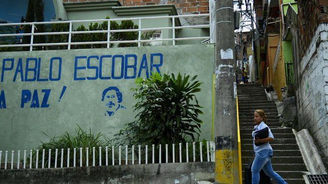 Pablo Eskobar: Bogatstvo pronađeno u zidu kuće u kojoj je narko-bos živeo 1