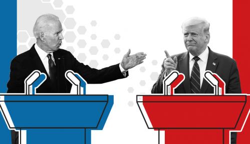 Amerika, izbori, debata Trampa i Bajdena: Dva ostarela boksera koja žele da pobede nokautom 19