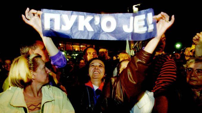 5. oktobar, 20 godina kasnije: Dani kad je Srbija stala 4
