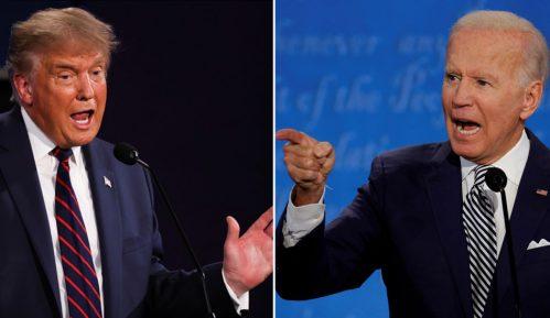 "Amerika, izbori i debata: Bajden o ""klovnu"" Trampu, predsednik mu pominjao sina i kokainsku zavisnost 15"