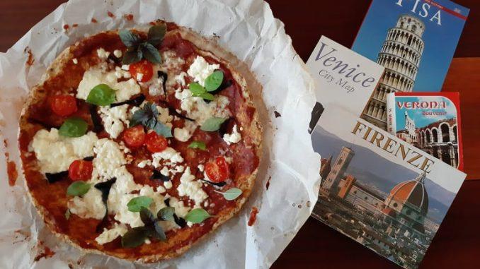 Recept za keto pizzu karfiolizzu 7