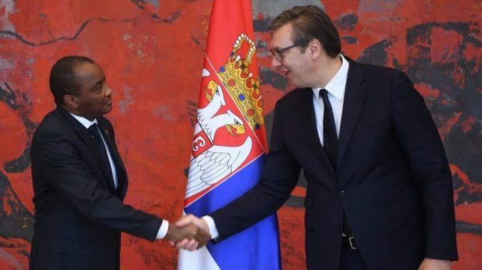 Novi ambasador Angole Alsino Konsejsao predao akreditive Vučiću 1