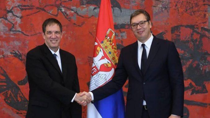 Ambasador Izraela: Verujem u potpuno sprovođenje sporazuma Beograda i Vašingtona 4