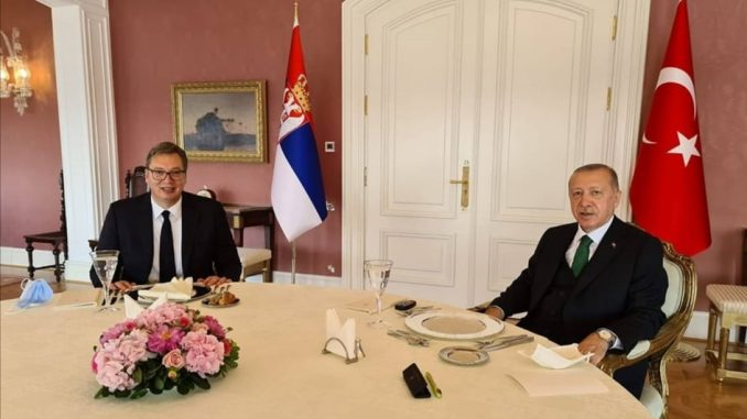 Vučić se sastao sa Erdoganom u Istanbulu 1