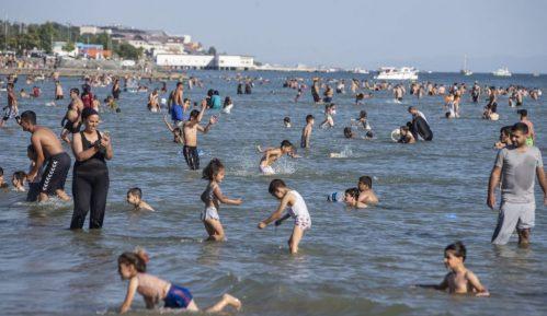 Ovogodišnja turistička sezona lošija za 90 odsto od prethodne 9