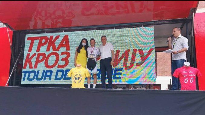 Počela Trka kroz Srbiju, ruski biciklista Maikin najbrži u prvoj etapi 2