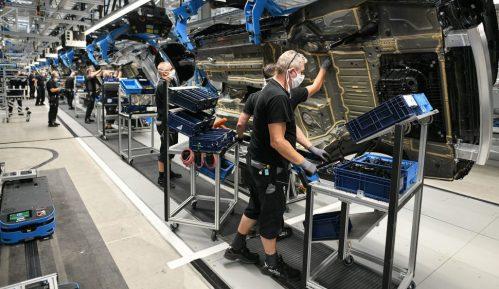 Industrijska proizvodnja u Srbiji u oktobru bila veća za 1,9 odsto 2