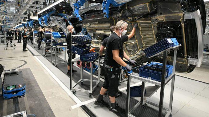 Industrijska proizvodnja u Srbiji u oktobru bila veća za 1,9 odsto 3
