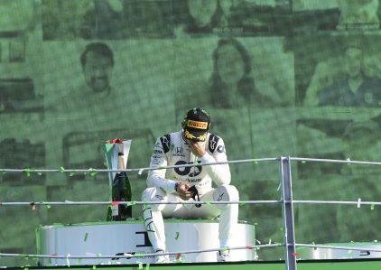 Gasli srećan zbog prve pobede u Formuli 1 2