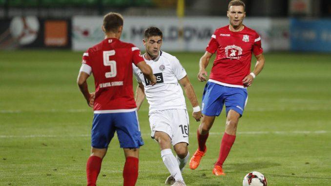 Natho sa penala odveo Partizan u treće kolo kvalifikacija za LE 2