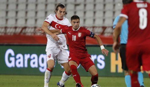 Reprezentacija Srbije pala na 31. mesto rang-liste Fifa 5