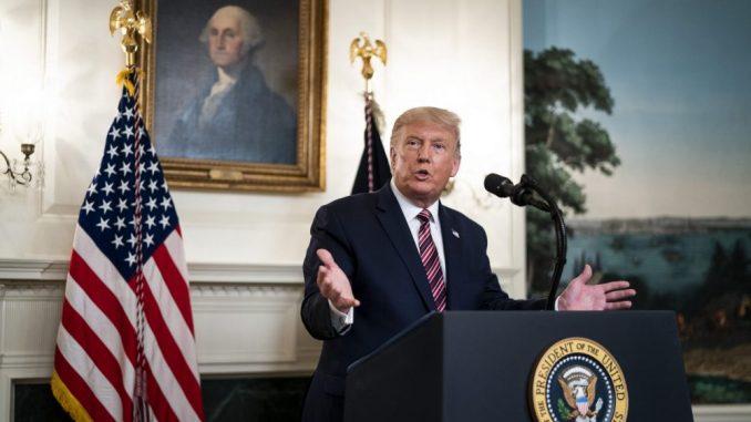 Tramp: SAD će hiljadu puta jače odgovoriti na svaki napad iz Irana 4