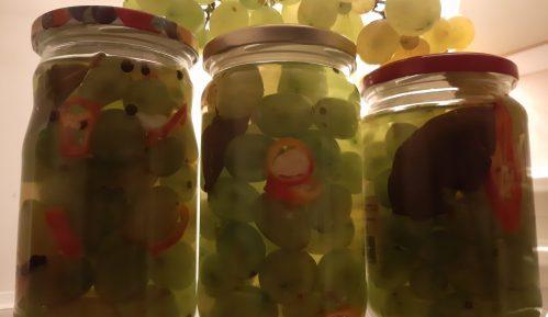 Recept za grožđanu turšiju 6