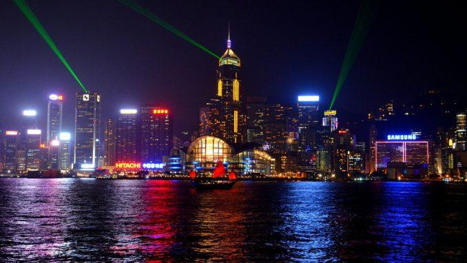 Kina: Hongkong love story 2