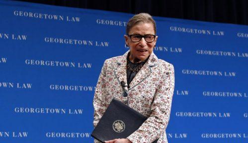 Telo sudije Rut Bejder Ginsburg biće izloženo u Vrhovnom sudu zatim u Kongresu 7