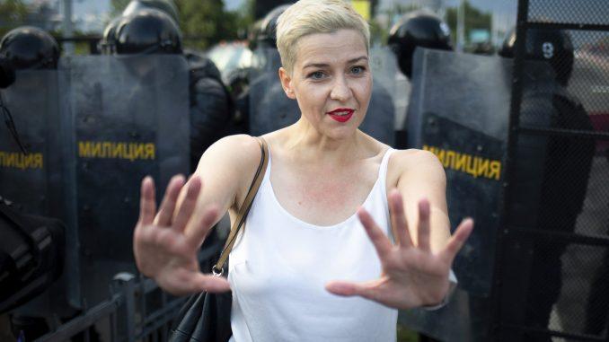 Liderka beloruske opozicije tvrdi da su vlasti pretile da će je ubiti 3
