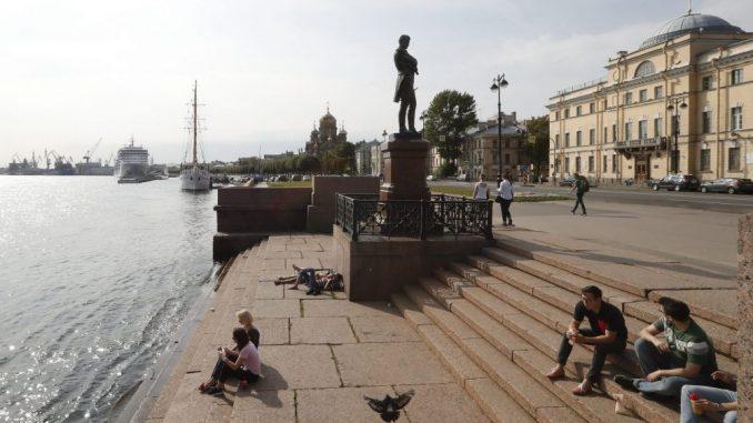 Rusija: Sedamsto trideset koraka Rodiona Raskoljnikova 1