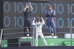 Gasli srećan zbog prve pobede u Formuli 1 3