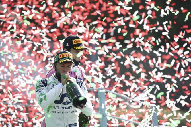 Gasli srećan zbog prve pobede u Formuli 1 5
