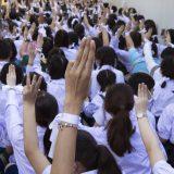 Protest srednjoškolaca u Tajlandu, jedan od zahteva ostavka ministra obrazovanja 15