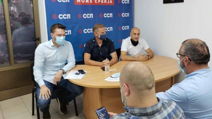 Stefanović (SSP): Srbija se u Beloj kući zamerila EU, Rusiji, Kini i celom arapskom svetu 4