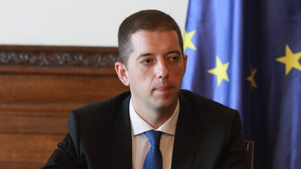 Đurić: Želimo da se odnosi u regionu zasnivaju na principima vladavine prava