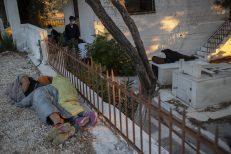 Malo ostalo od grčkog izbegličkog kampa Morija posle drugog požara 3