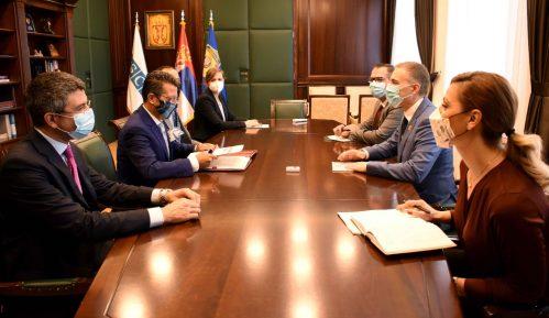 Nebojša Stefanović sastao se sa odlazećim šefom Misije OEBS u Srbiji 2