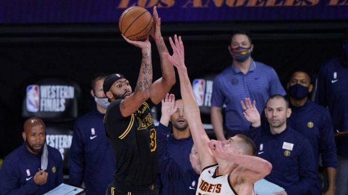 Lejkersi u finalu NBA lige, dobra partija Jokića u porazu Denvera 2
