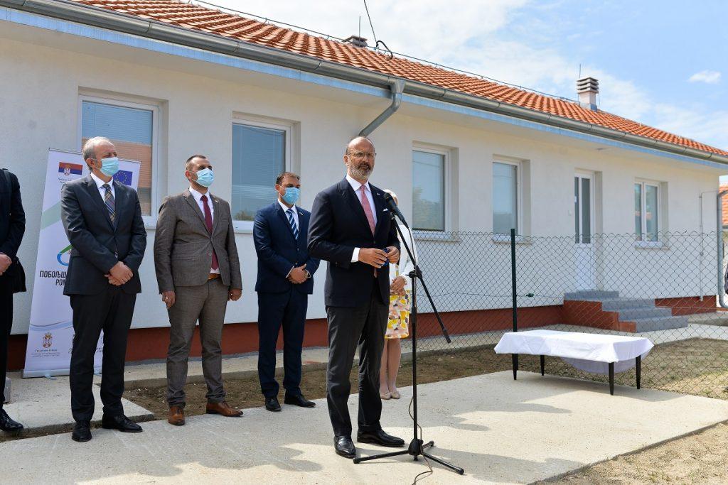 Uz podršku EU, 12 romskih porodica u Prokuplju dobilo nove stanove 3