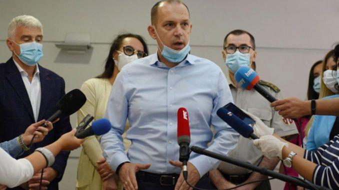 Lončar: Vakcine i za druge nacije na Kosovu 1