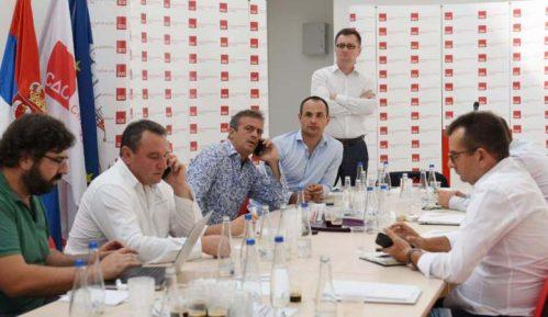 Tadić posle sastanka opozicije: Uspostaviti sistem vrednosti, naredni sastanak iduće nedelje 13