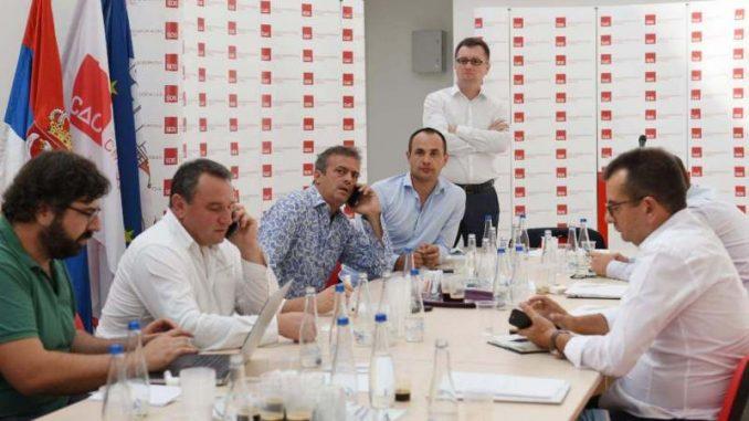 Tadić posle sastanka opozicije: Uspostaviti sistem vrednosti, naredni sastanak iduće nedelje 4