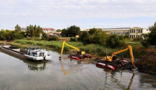 Počinje plovidba kanalom Begej posle 60 godina 6