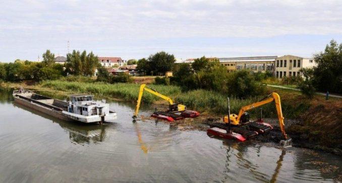 Počinje plovidba kanalom Begej posle 60 godina 1