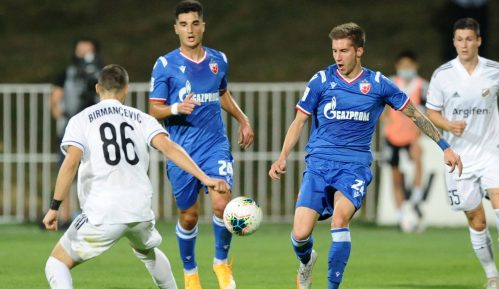 Fudbaleri Zvezde pobedili Čukarički, teška povreda Docića 8