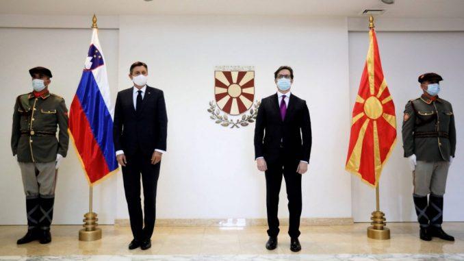 Pahor: Početak pregovora EU i Severne Makedonije ne treba da se odlaže 2