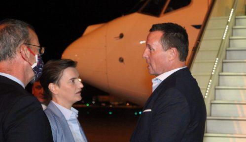 Grenel stigao u Beograd, dočekala ga premijerka Brnabić 15