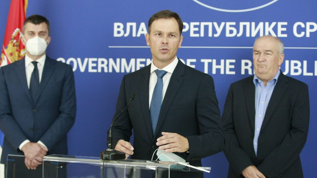 Dveri: Povećanje minimalca i penzija uvod u predaju Kosova 2