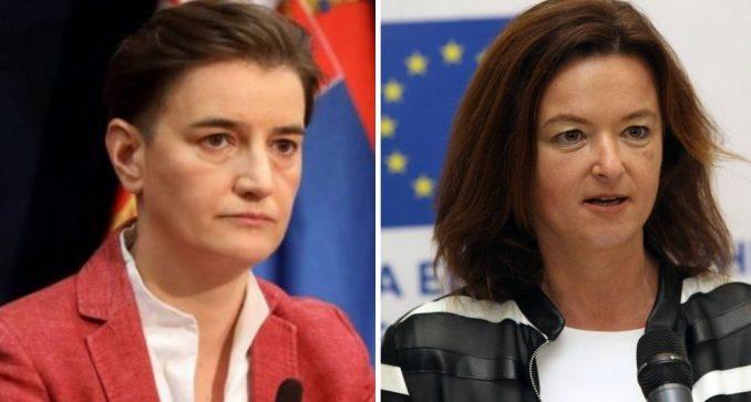Zelenović: Poslanici EP ohrabruju Šapčane da glasaju; Brnabić: Mešanje u lokalne izbore 1