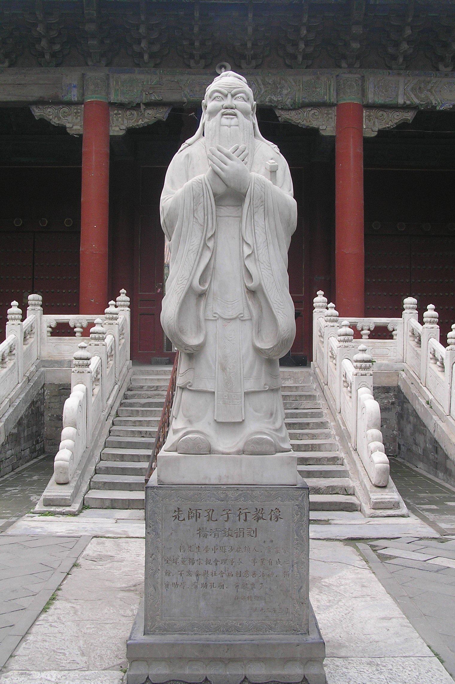 Konfučije: Ne činite drugima ono što ne želite da činite sebi 3