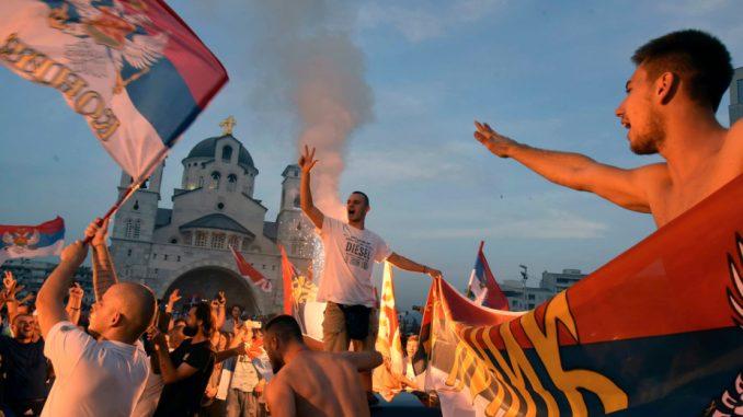Ekspertska vlada CG neće otvarati pitanje Kosova 2