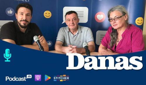 Danas podkast: Može li Marinika Tepić da pobedi Vučića? 15
