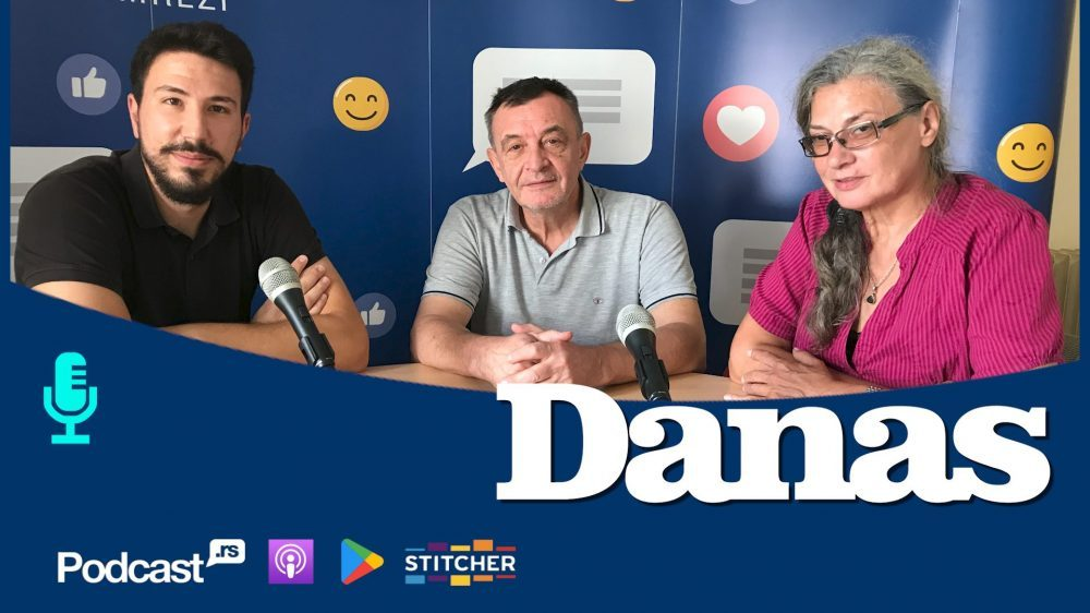Danas podkast: Može li Marinika Tepić da pobedi Vučića? 1