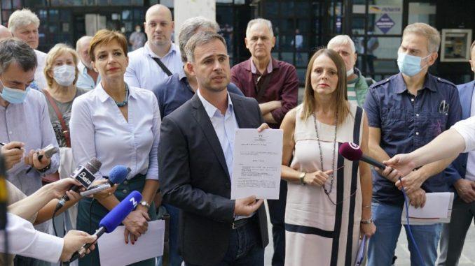UOS: Poziv zaposlenima Telekoma da dignu glas protiv pljačkanja tog preduzeća 2